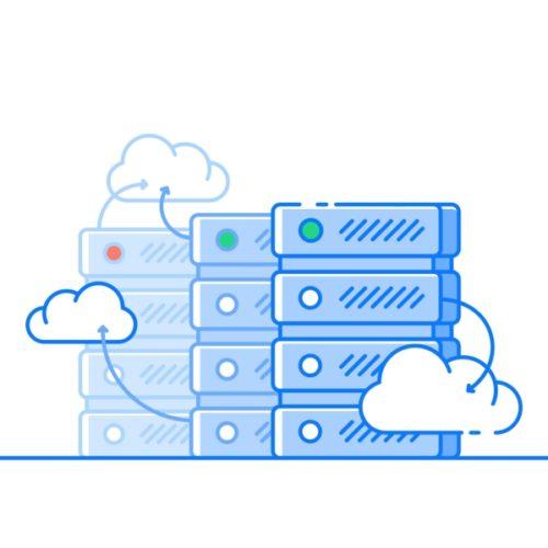 cloud database 500x500 - Hosting